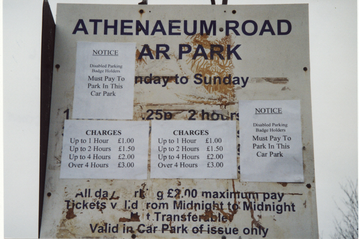 Athenaeum Road, N20