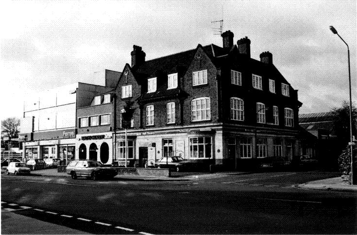 Moss Hall Tavern