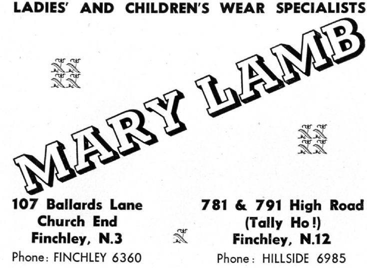 Mary Lamb