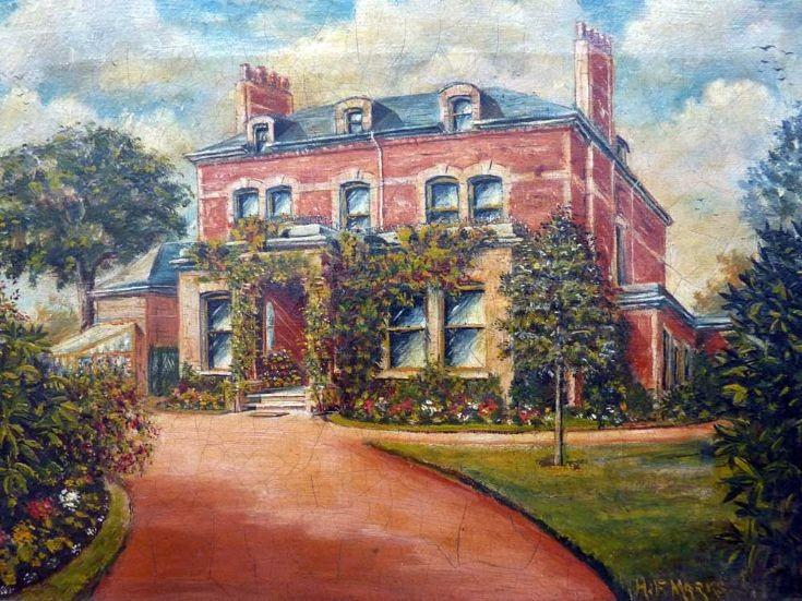 Chelwood House, Oakleigh Park