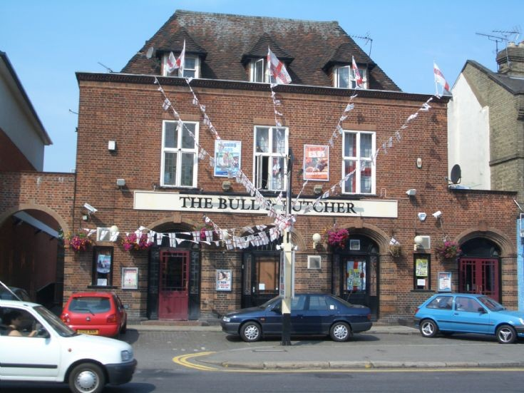 The Bull and Butcher, 1277 High Road, Whetstone