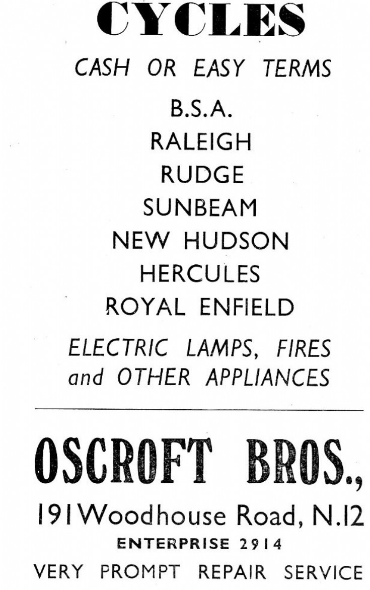 Oscroft Bros
