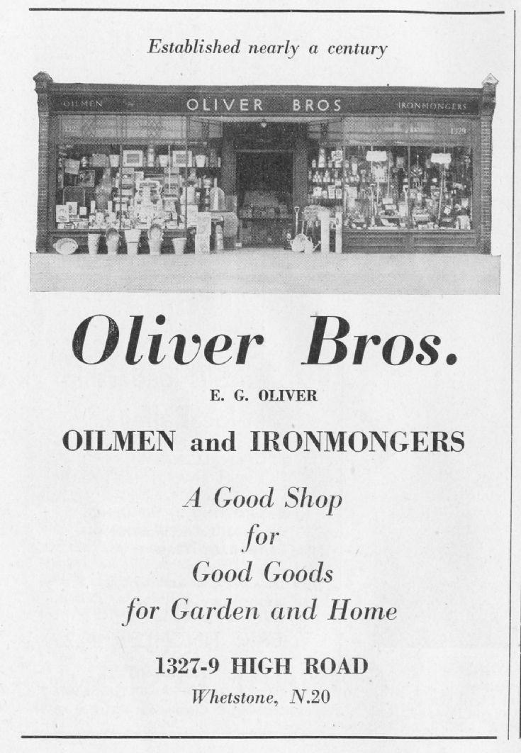 Oliver Bros