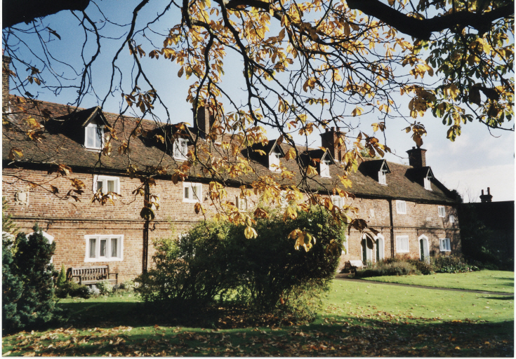 Lawrence Campe Almshouses