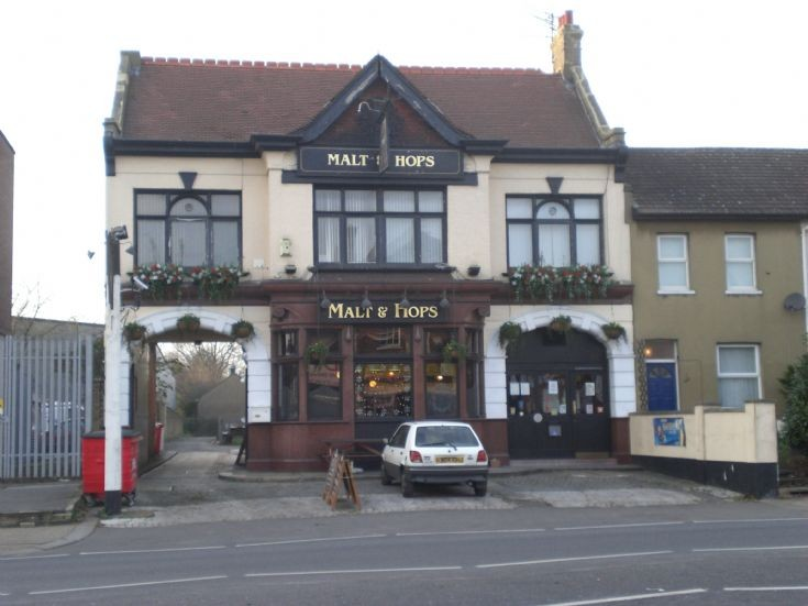 The Malt and Hops, 921 High Road, North Finchley
