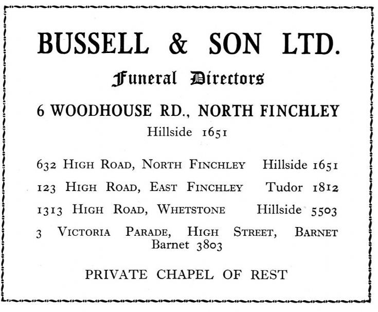 Bussell & Son