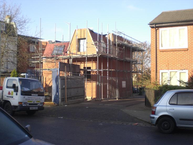 Hampden Road, N10