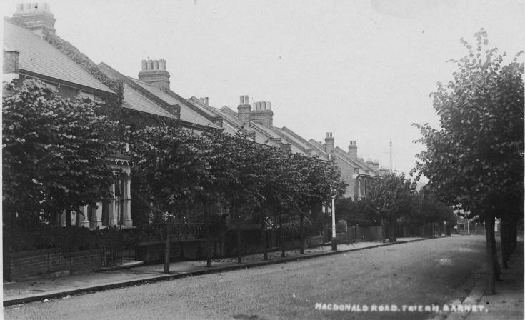 Macdonald Road