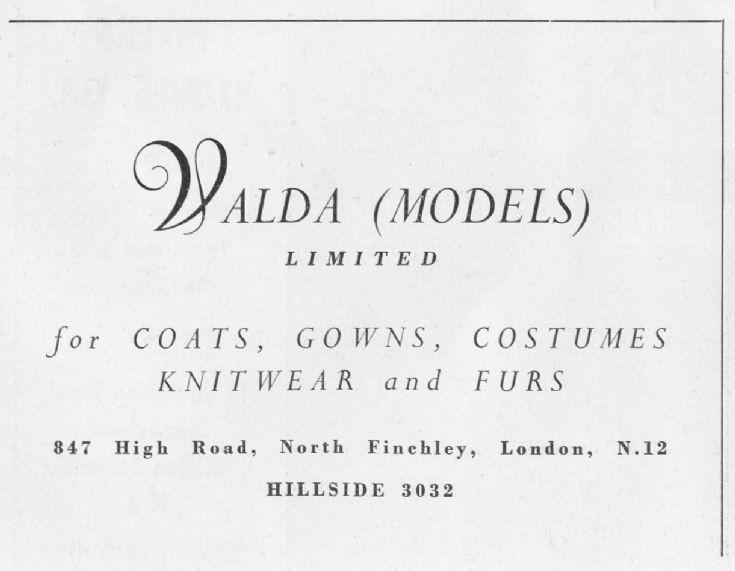Walda (Models)