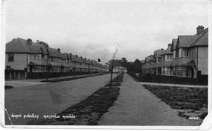 Mayfield Avenue