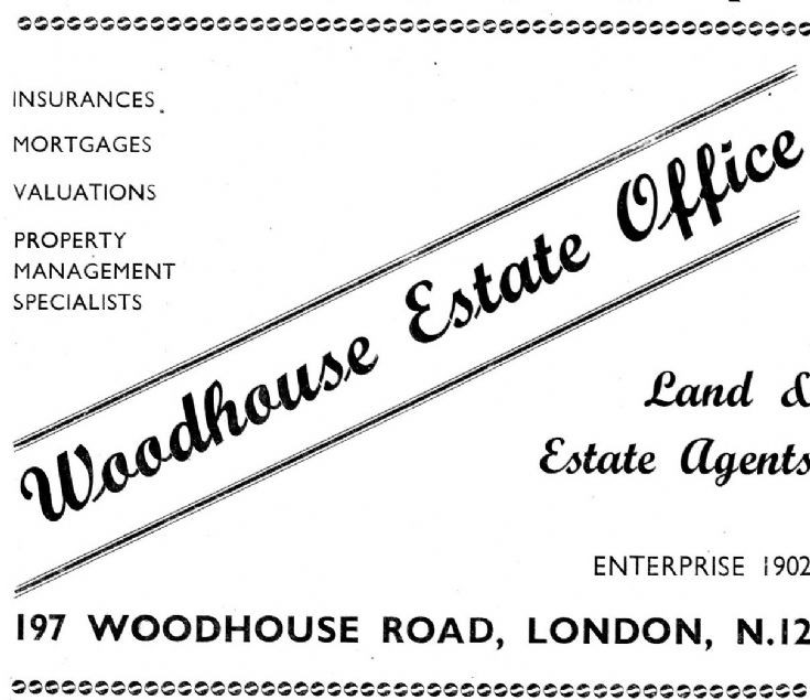 Woodhouse Estate Office