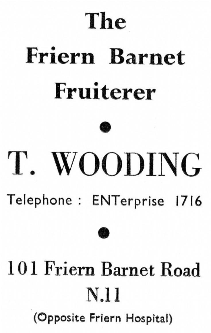 T Wooding