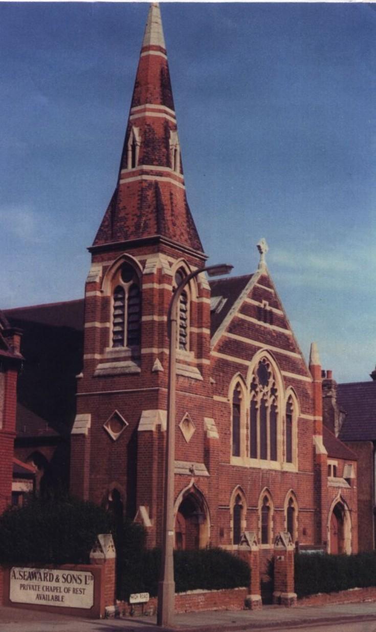 Methodist Church, High Road, New Southgate
