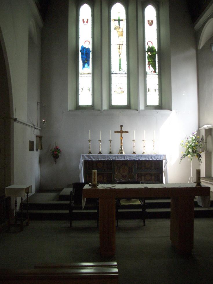 St John the Apostle, High Road, Whetstone