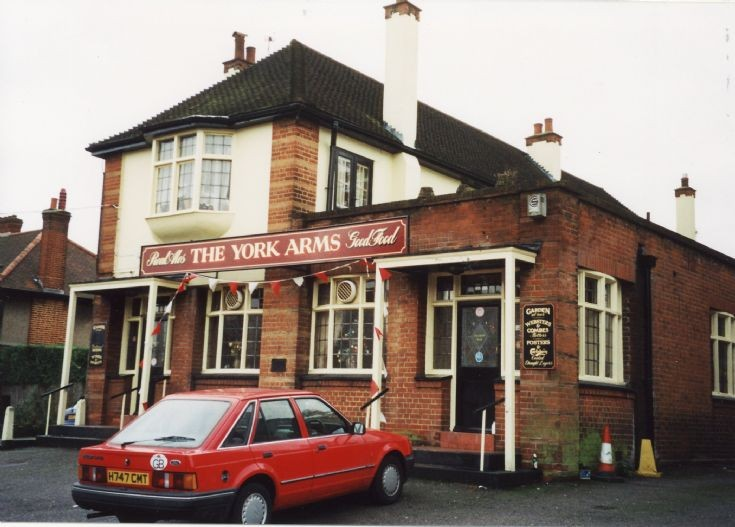 The York Arms, 310 Oakleigh Road North