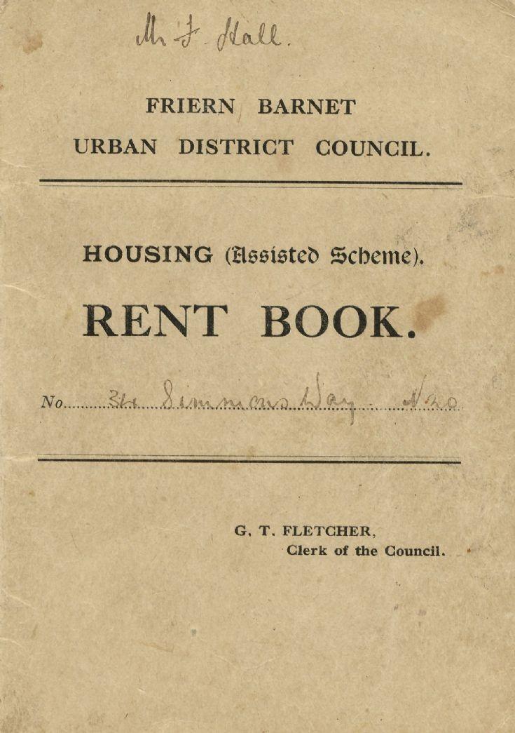 Rent Book