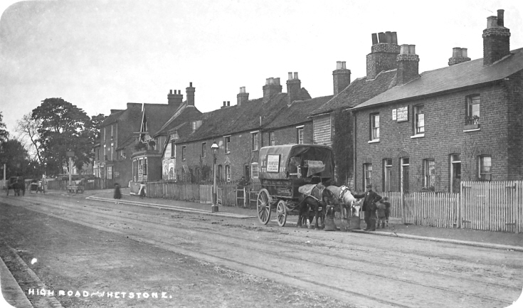 High Road, Whetstone