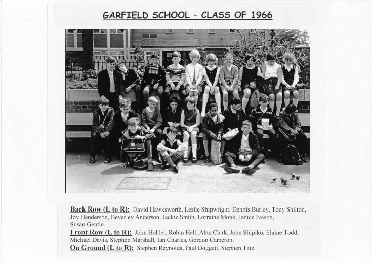 Garfield Road School