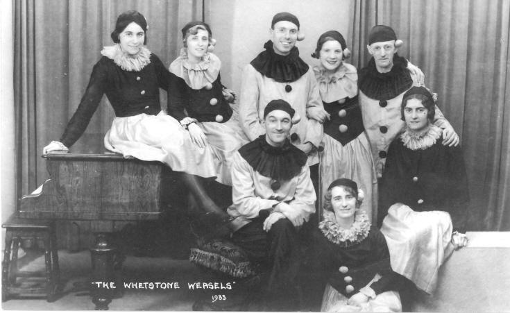 Whetstone Weasels