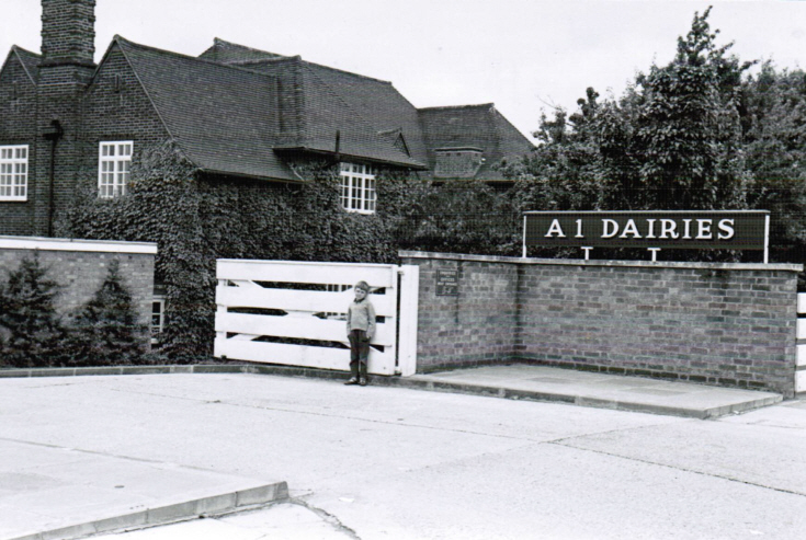 A1 Dairies, 1411 High Road, Whetstone