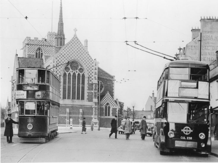 Trams & Trolleybuses