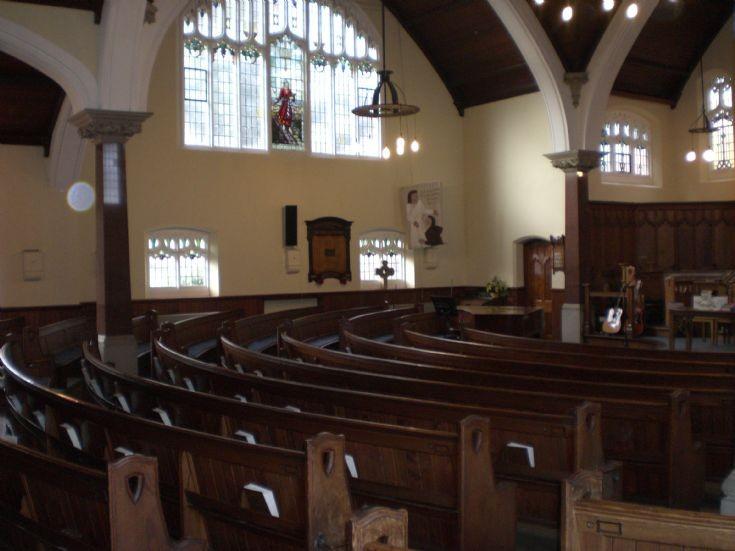 Christ Church, Friern Barnet Road