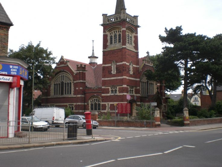 Christ Church, Friern Barnet Road