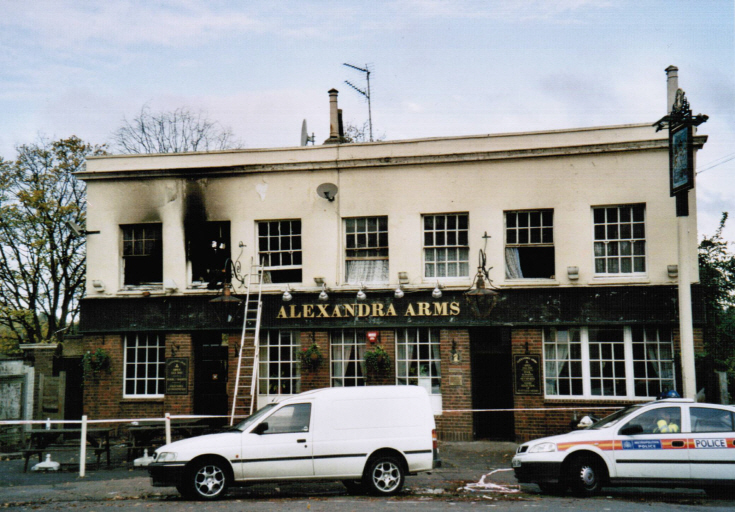 Alexandra Arms, Cromwell Road N10