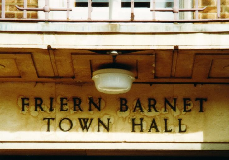 Friern Barnet Town Hall
