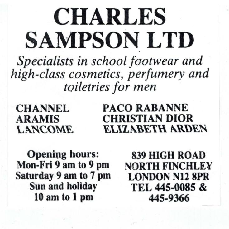 Charles Sampson