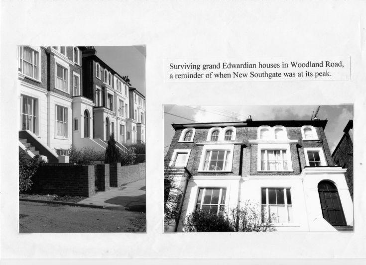 Woodland Road, N11