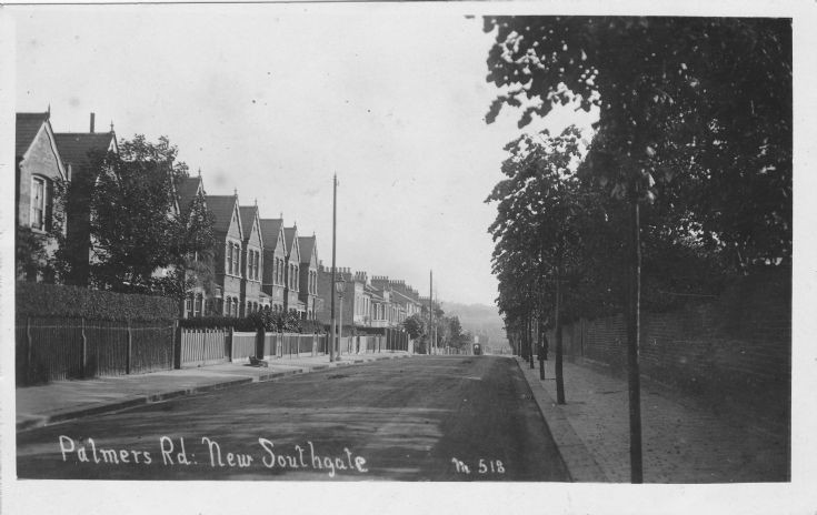 Palmers Road, New Southgate