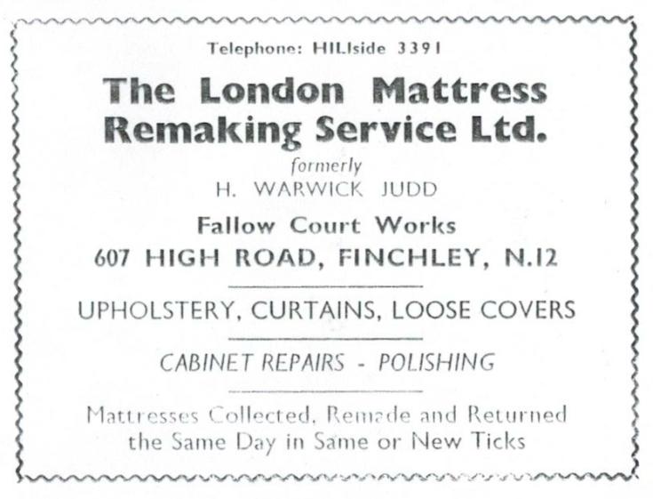 London Mattress Remaking Service