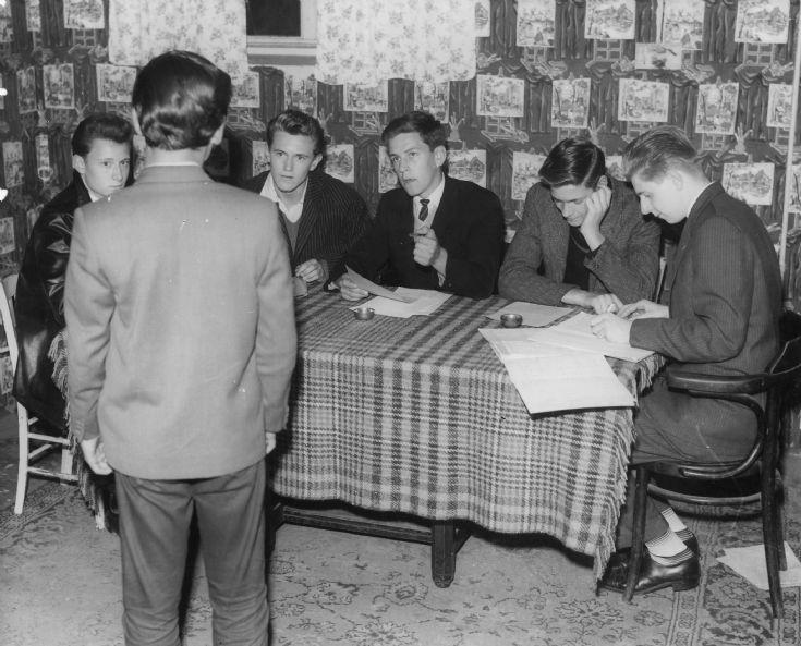 Friern Barnet Boys' Club