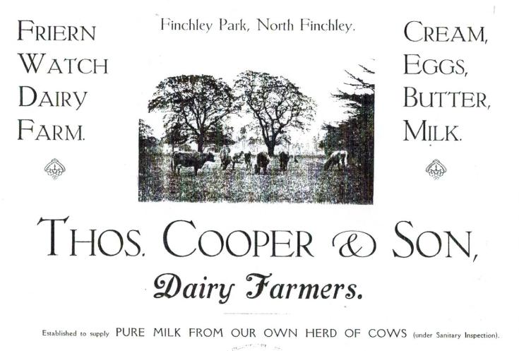 Friern Watch Dairy Farm