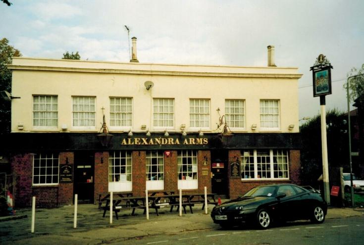 Alexanda Arms, Cromwell Road, N10