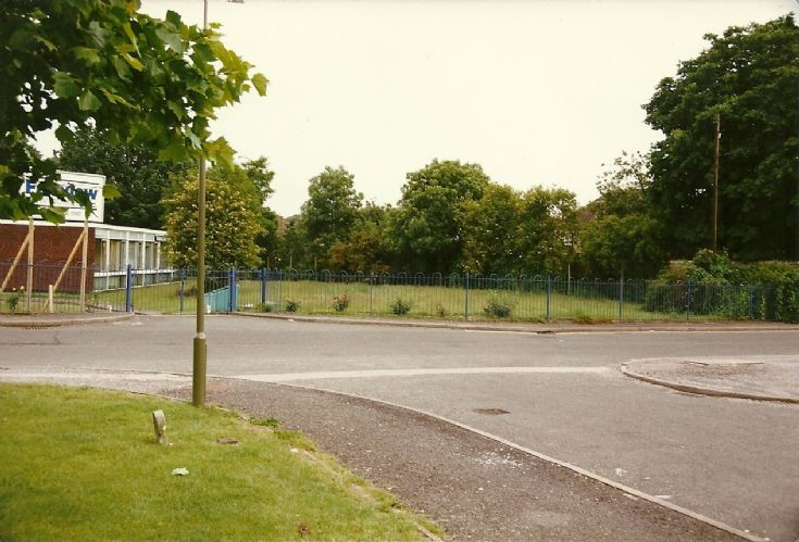 Sweets Way in 1990
