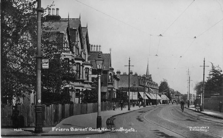 Friern Barnet Road