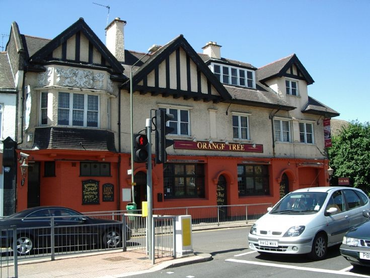 The Orange Tree, 1 Friern Barnet Lane