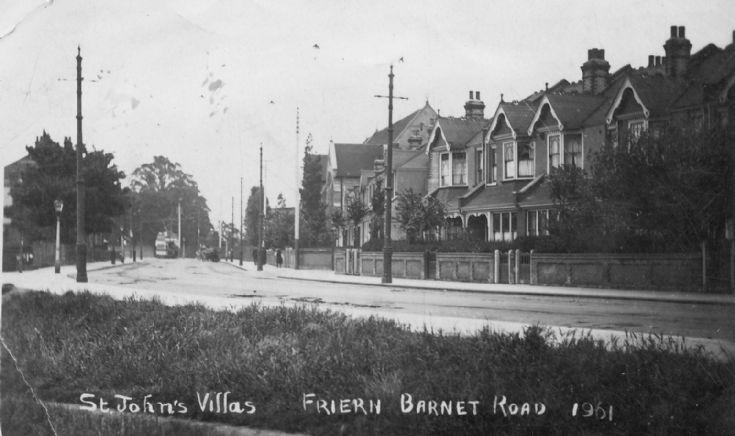 Friern Barnet Road