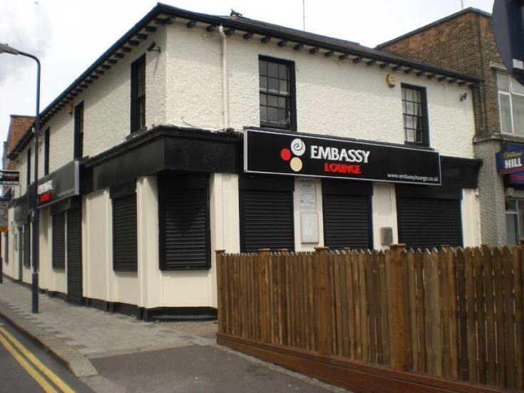 Embassy Lounge, 713 High Road, North Finchley