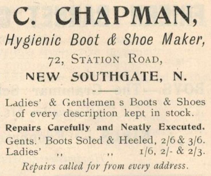 C Chapman