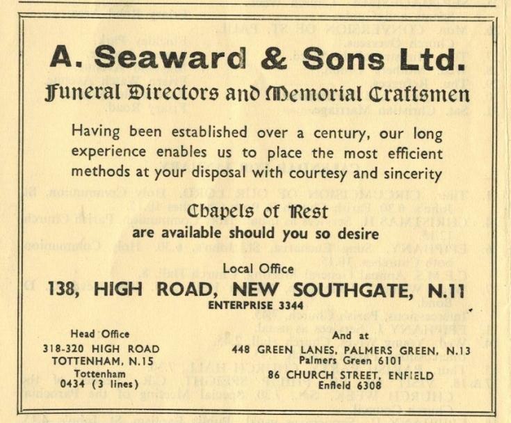 A Seaward