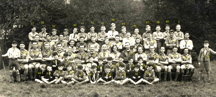 199 North London Scout Group