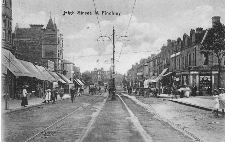 High Road, North Finchl;ey