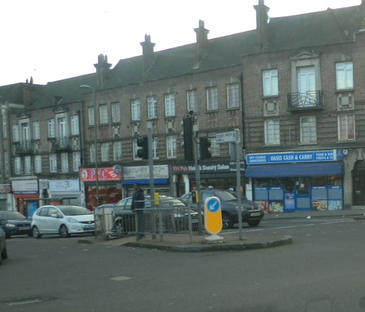 Woodhouse Road