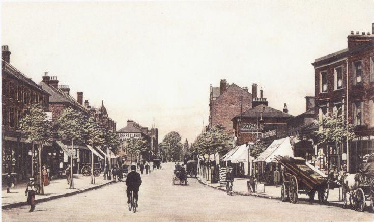 High Road, North Finchley