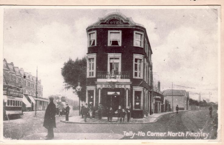 Park Road Hotel, North Finchley