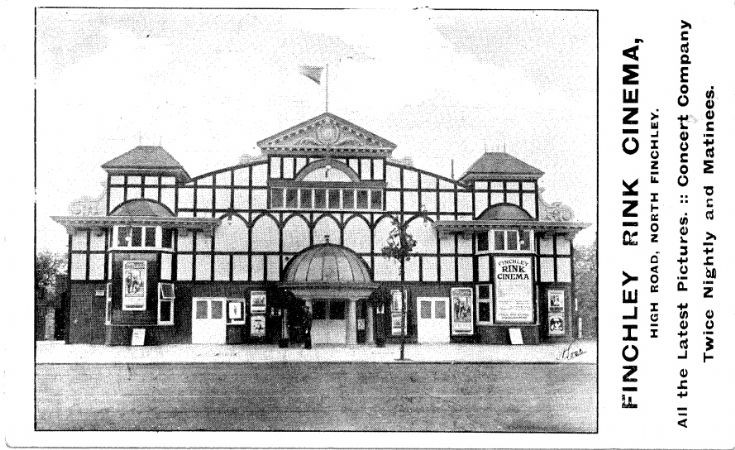 Rink Cinema. North Finchley