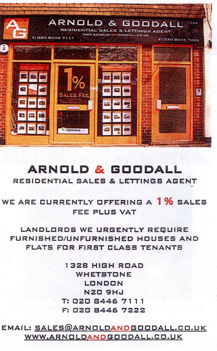 Arnold & Goodall